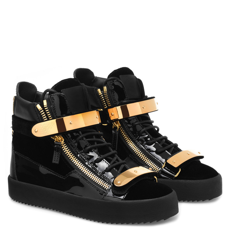 Sapatilhas Sapato Patchwork Moda Dos Da Cunhas Plataforma Plana De Grife up Grande Homem Rebanho Casuais Lace As Botas Show Tamanho Zipper Sapatos Homens 6qgwR