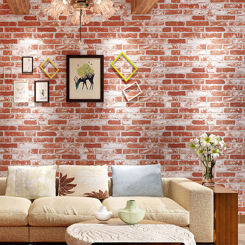 3D Imitation Brick Wallpaper Modern Retro Restaurant Cafe Bar PVC Waterproof Vintage Wall Papers Roll For Walls 3 D Home Decor Herbal Products cb5feb1b7314637725a2e7: BS1006 01|BS1006 02|BS1006 03|BS1006 04|BS1006 05|BS1006 06|BS1006 07|BS1006 08