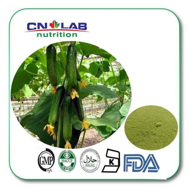 Herbal Powder Supplier Cucumber Powder 1Kg/bag free shipping
