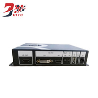 SZBITC 1080P Video Rotation Processor Video Rotation 45 135 225 315 Degrees HDMI Video Processor for LCD TV Splicing Screen