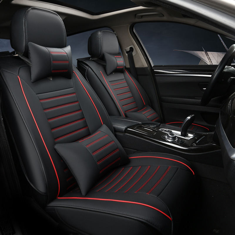 US $130 41 31% OFF|3D sports custom car seat cover universal cushions car  mats car styling for BMW Ford Honda CRV Ford Nissan all cars-in Automobiles