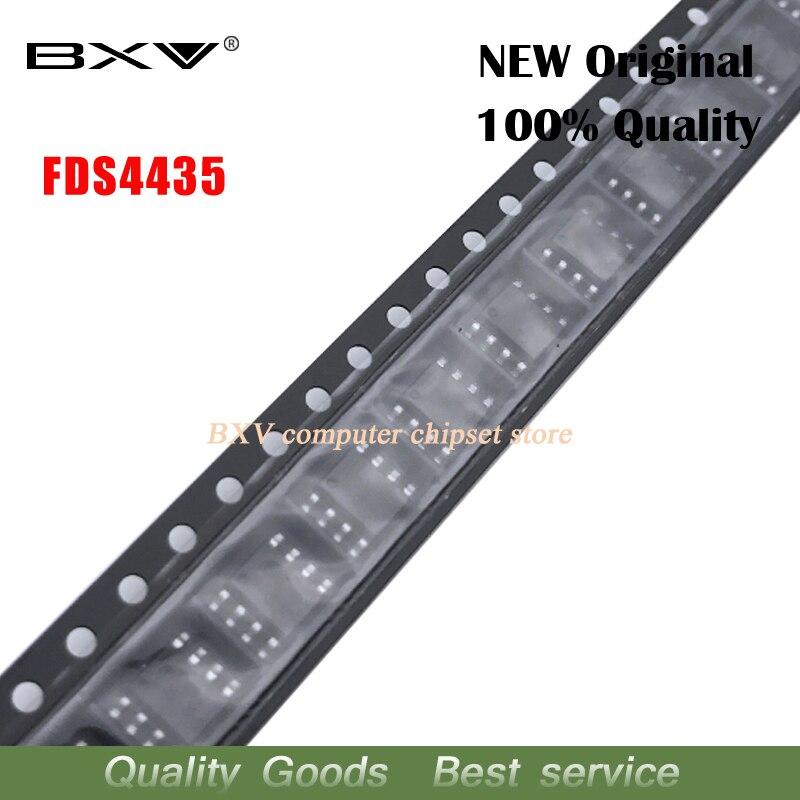 10pcs FDS4435  4435 MOSFET SOP-8 New Original