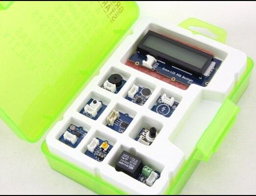 Capteurs tactiles de livraison rapide, création d'effets sonores bosquet-Kit de démarrage pour Kit de démarrage de capteur arduino - 5