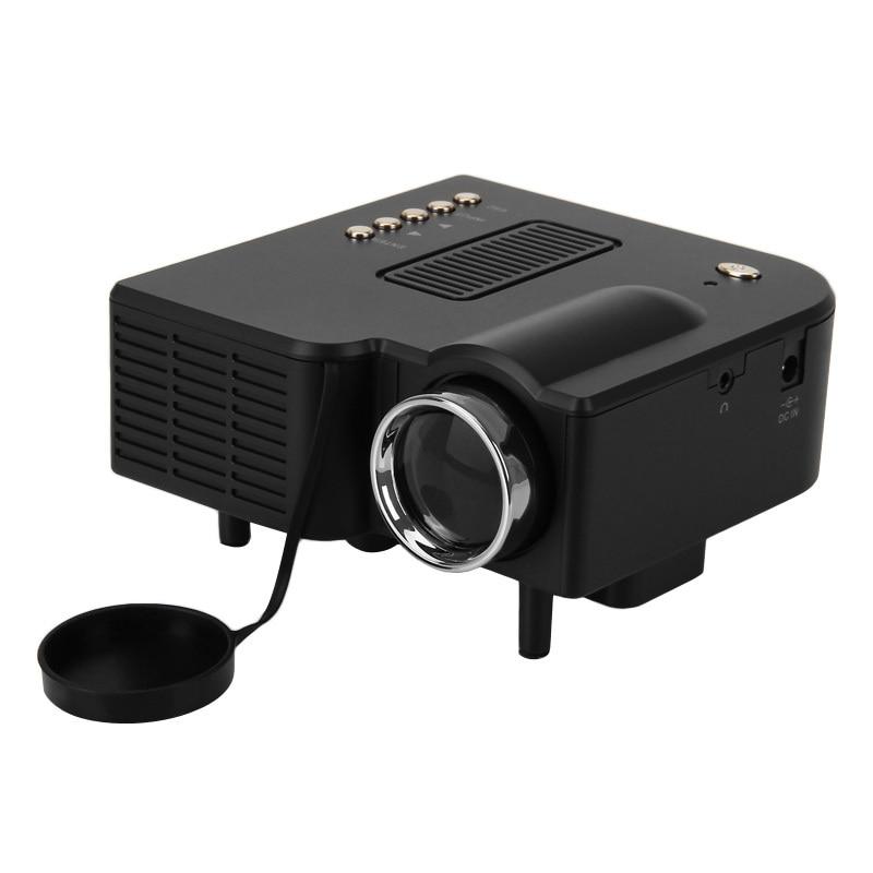 UNIC UC28 48 Lumens 1080P HD Multimedia Portable Mini LED font b Projector b font HDMI