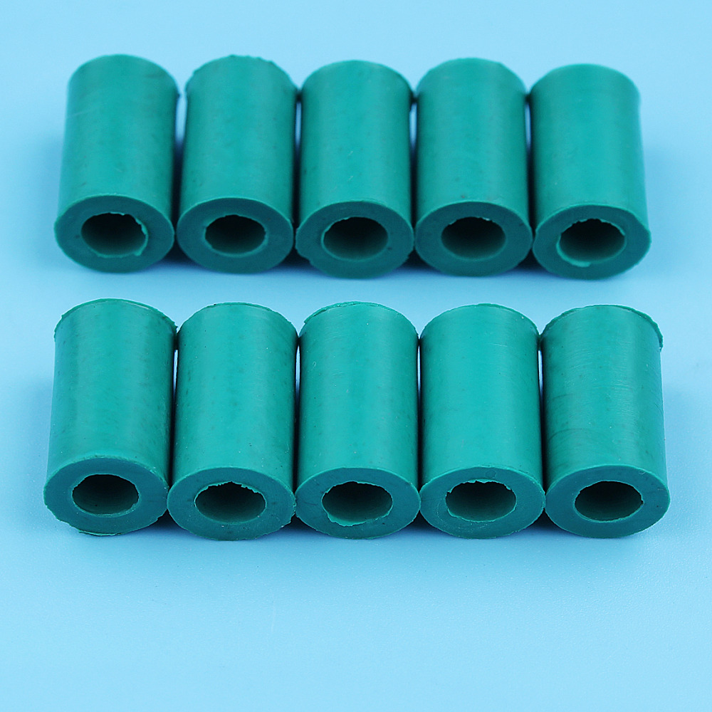 10 X Impulse Pipe Tube Hose Seal Line For Husqvarna 136 137 141 142 142e 137e 36 41 Chainsaw 530053435 Replacement Spare Part