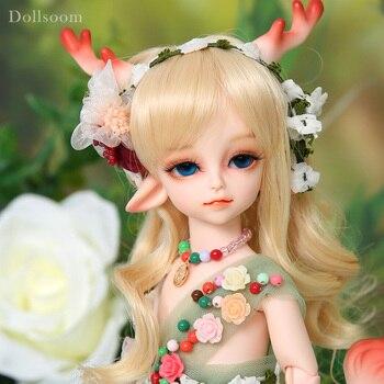 Hai  1/6 body model  baby girls boys dolls eyes resin bjd sd Doll