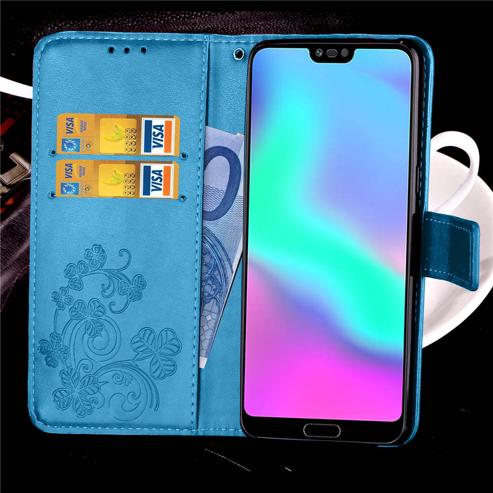 <font><b>Phone</b></font> <font><b>Cases</b></font> For <font><b>Huawei</b></font> Honor 10 Lite Flip <font><b>Case</b></font> Cover Leather Wallet Book Stand For <font><b>Huawei</b></font> Honor 10 Lite <font><b>P</b></font> <font><b>Smart</b></font> <font><b>2019</b></font> <font><b>Case</b></font> image