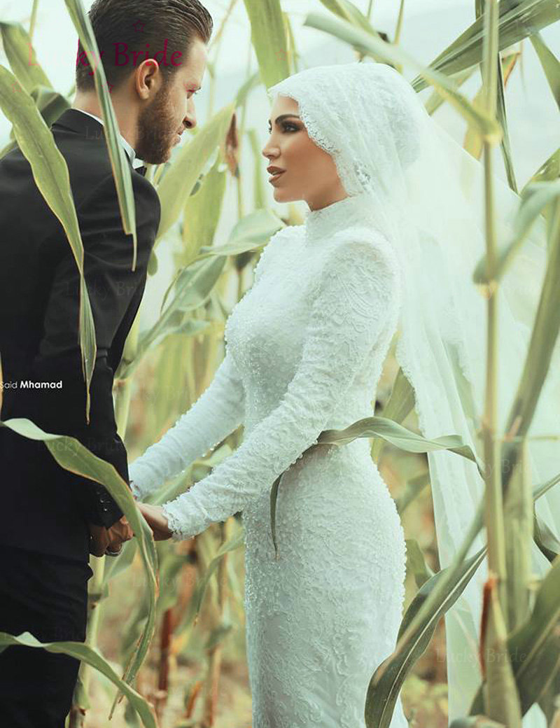 Hijab wedding dresses ukiah