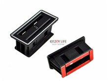 Хранения автомобиля держатель для карт слот модификации для VW VOLKSWAGEN GOLF 7 MK7 VII GTI & R 2013-2015 автомобильные аксессуары