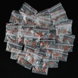 300 pièces/lot ensemble de condensateur en céramique 2PF-0.1UF 30 valeurs * 10 pièces composants électroniques paquet condensateur Kit assorti échantillons bricolage