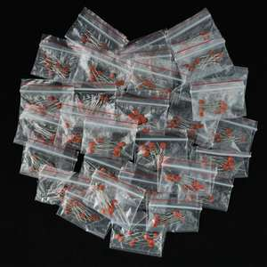 Capacitor Assorted-Kit Package 2PF-0.1UF Electronic-Components Samples Values--10pcs