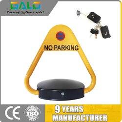 Автоматический Пульт дистанционного управления бронированный парковочный барьер/парковочная Блокировка для наружной системы парковки ав...