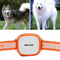 Waterproof Pet Car GPS Tracker GPS GSM Wifi Positioning Tracker SOS Function With LED Flashing Night Pet GPS Locator Device