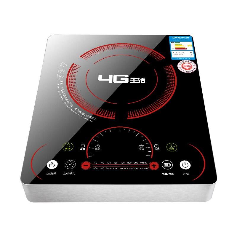 3500 W High-power indução fogão cozinhar fogão de Indução Comercial fogão utensílios de cozinha do Agregado Familiar