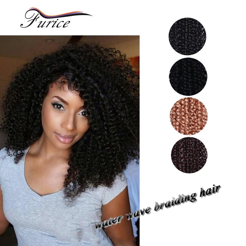 Freetress Water Wave Hair 18 Inch Syntheitc Crochet Braids