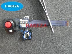 NEW Original For Panasonic HPX260 AC130 AC160 Power Switch Shutter Button AG-HPX260MC AC130MC AC160MC Camera Unit Repair Part