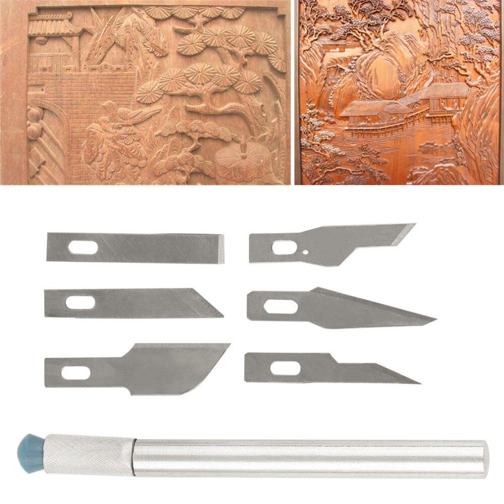 Многофункциональная модель скрапбукинга хобби нож для резьбы, набор инструментов для рукоделия Новый горячий!