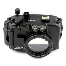 Meikon Underwater Waterproof Housing Camera Case for Fuji X100S Fujifilm X100S цена и фото