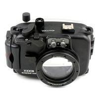 Meikon Underwater Waterproof Housing Camera Case for Fuji X100S Fujifilm X100S