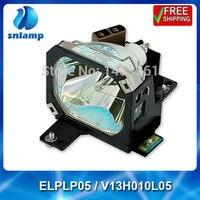 Snlamp Compatibel ELPLP05/V13H010L05 Projector Lamp W/Behuizing Voor Emp 5300 Emp 7200 7300 EMP-5300 EMP-7200 EMP-7300