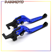 for KAWASAKI ZX12R 2000-2005 with logo CNC Motorcycle Accessories Adjustable Brake Clutch Levers Foldable Extending for kawasaki zx7r zx7rr zx9 89 03 94 97 with logo cnc motorcycle accessories adjustable brake clutch levers foldable extending