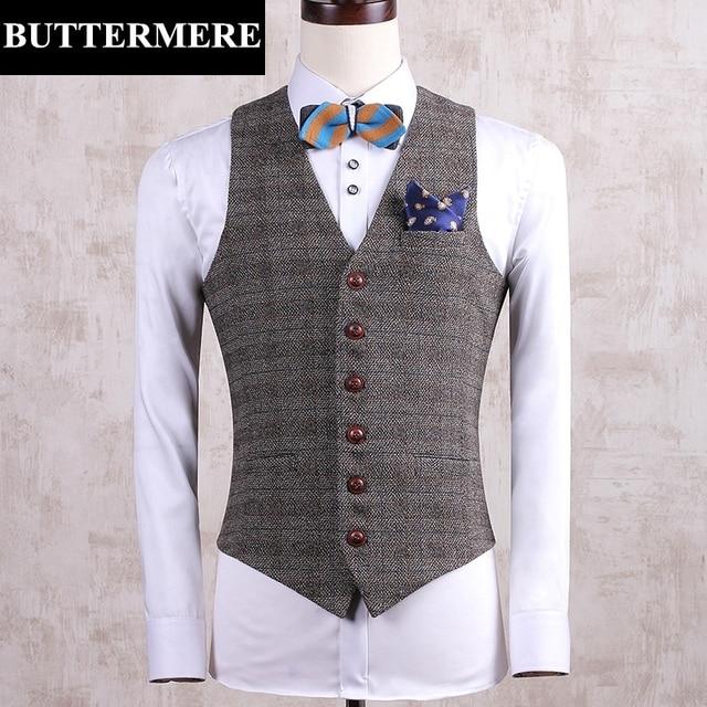 dd48597326000 gilet homme en tweed,Veste Blazer ou gilet hommes marron clair coupe slim  R茅tro ...