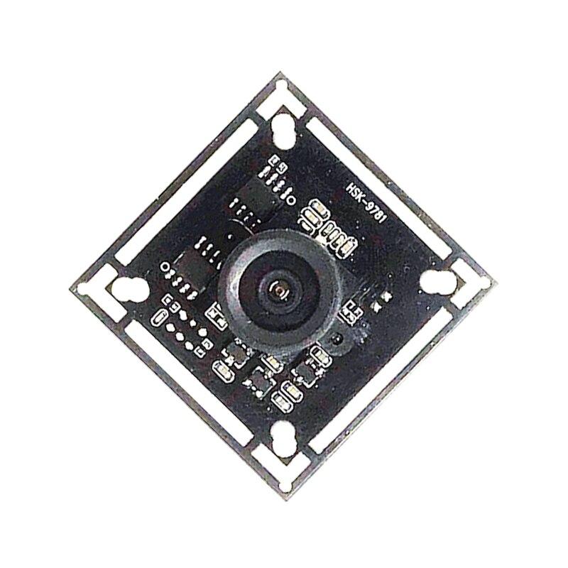 USB interface driver-free 1 million 720P global exposure camera module electronic shutter high-speed 120 frames