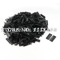 200 Pcs Flat Ribbon Cable 2 Row 30 Pin IDC Socket Connector Black