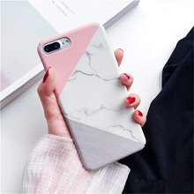 Camellia Flower Leaf Marble Phone Case For iPhone X Cherry Rose Floral 7 8 6 6S Plus Hard PC Cover Coque