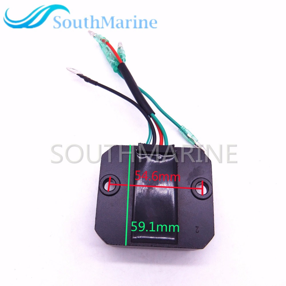T85-05030300 Boat Motor Rectifier & Regulator Assy For Parsun HDX F15A F20A T75 T85 T90 Outboard Engine