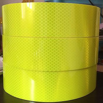 O wysokiej widoczności DIY fluorescencyjne odblaskowe naklejki samochód do dekoracji motocykli samoprzylepna odblaskowa taśma ostrzegawcza tanie i dobre opinie Yemingduo white red orange green high visibility high light reflective marter 45 7 meters 5cm*45 7m Sticker 0 01 inch 0 01 cm