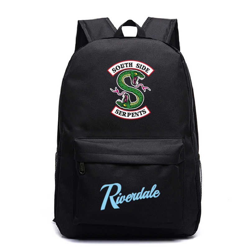 RIVERDALE backpack men women Laptop Backpack teens Boys Girls school Bags Casual schoolbag for boys girls back to school Mochila