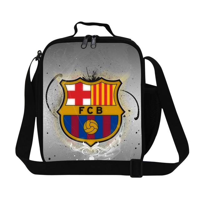 Soccerly cooler bag for boys school, personalizado térmica bolsas de almuerzo para los niños, para hombre aislado picnic bolsa de adultos en el trabajo bolsa de alimentos