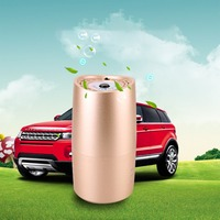 USB Car Air Purifier Ionic Cleaner Filter Ionizer Freshener Formaldehyde Odor Eliminator Mini Air Fresher for Home Office