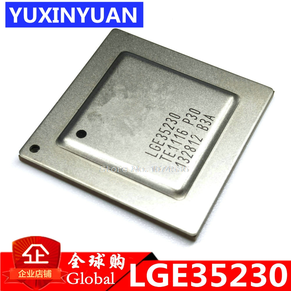 LGE35230 35230 BGA Quality assurance 1pcs Hd LCD TV chip 100%GOOD 5PCS/LOT-in Integrated Circuits from Electronic Components & Supplies