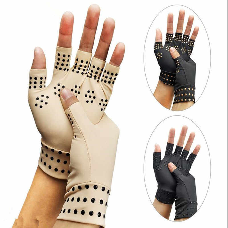 דלקת טיפול כפפות הקלה דלקת לחץ כאב לרפא מפרקי טיפול מגנטי תמיכת כפפות יד לעיסוי מוצרי טואלטיקה ערכות