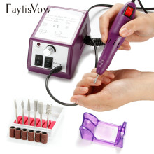 Professional Electric Nail Drill Manicure Machine Set 20000 Rpm Manicure Cutters Pedicure Polish Machine Nail File Nail Art Tool цена 2017