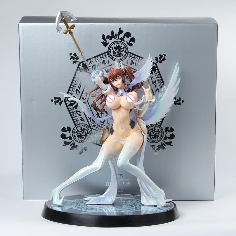 1 7 Scale Native Creators Collection Erika Kuramoto Anime Action Figure Collectible PVC soft body Sexy