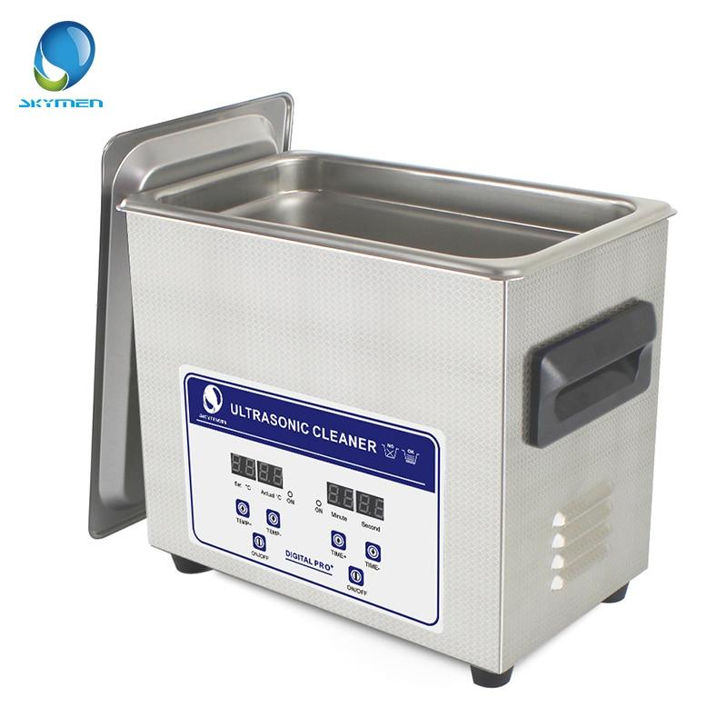 Skymen Digital Ultrasonic Bath Cleaner 3L 3 2L 120W