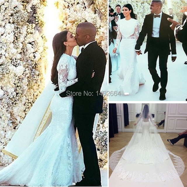 Khloe Kardashian Wedding Gown: Inspired By Kim Kardashian Weds Kanye West Wedding Dresses