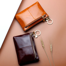 Lisse luxury High grade 2018 New Arrvial Cow Leather Short Women Wallet Genuine Big capacity Lady Clutch For girl