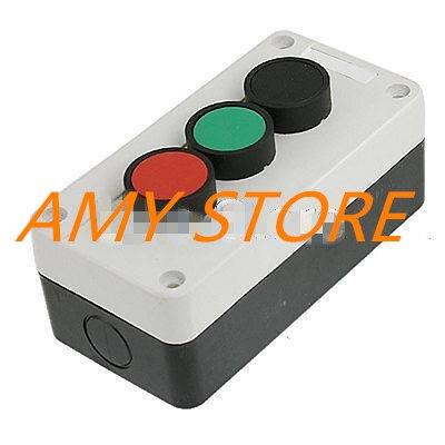 2 pin secteur flex connecteur 10 amp boîte noire de dix connecteurs