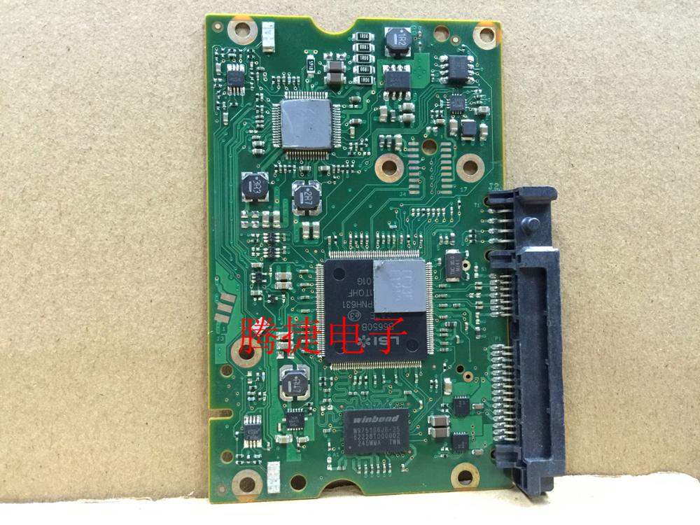 hard drive parts PCB logic board printed circuit board 100708241 for Seagate 3.5 SATA hdd data recovery hard drive repair