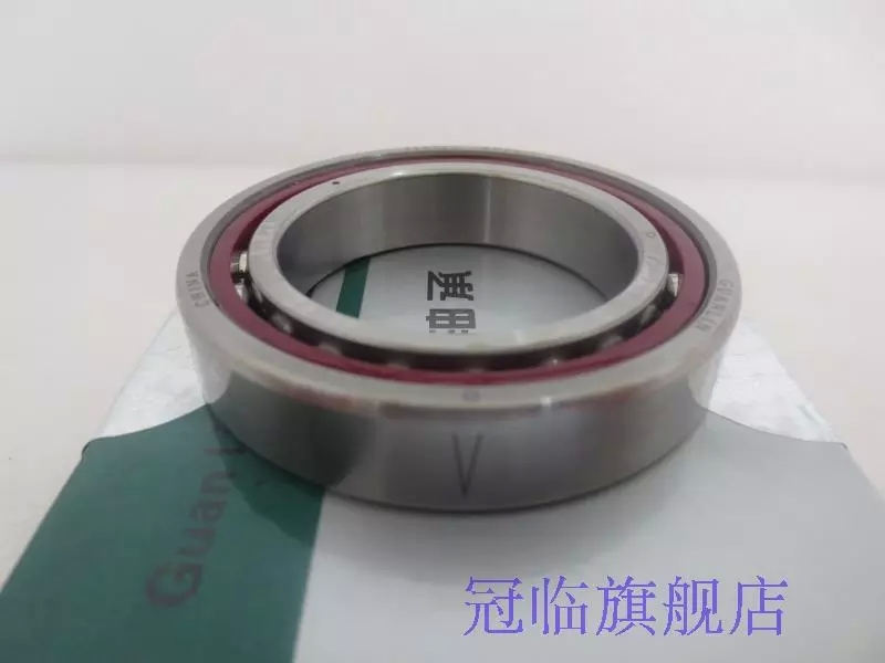 Cost performance 10*19*5mm 71800C SU P4 angular contact ball bearing high speed precision bearings 1pcs 71901 71901cd p4 7901 12x24x6 mochu thin walled miniature angular contact bearings speed spindle bearings cnc abec 7