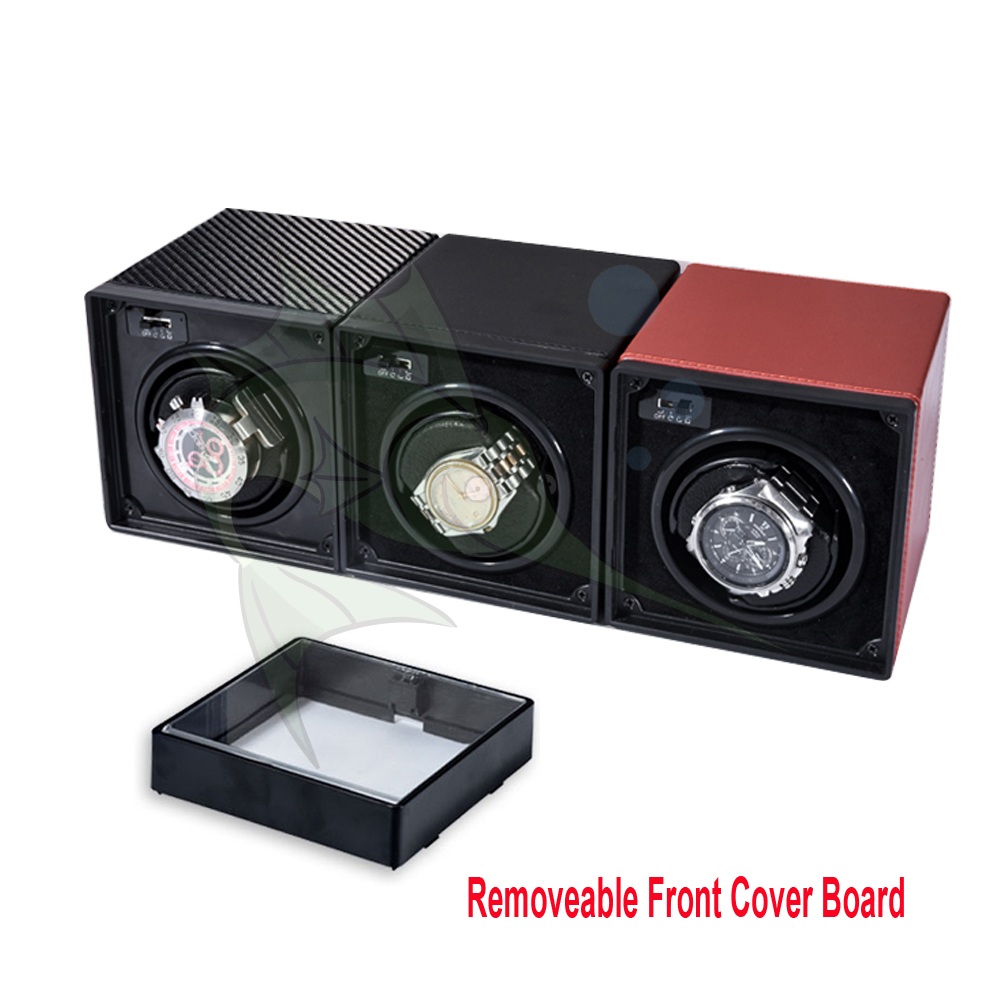 2019 New Mini Watch Winder box Mechanical watch Automatic Winding Storage Box Watch Winder
