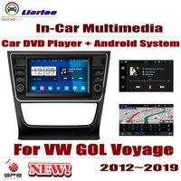 For Volkswagen VW GOL / Saveiro / Voyage 2012~2019 Car Android Player DVD GPS Navigation System Screen Radio Stereo Multimedia