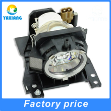 Projector lamp bulb DT00911 with housing for Hitachi CP-X201 CP-X306 CP-X401 CP-X450 ED-X31 CP-X301
