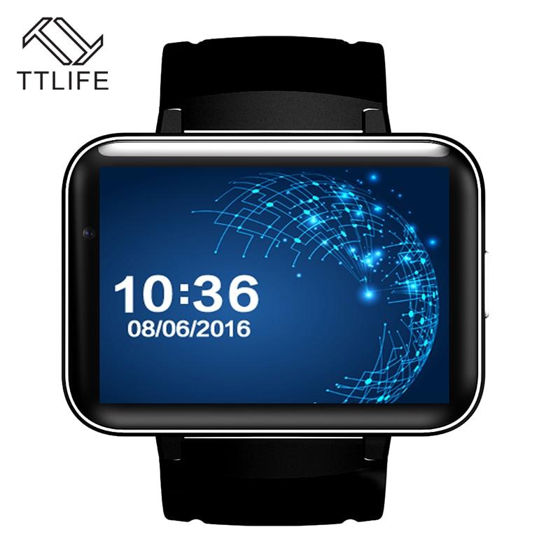 TTLIFE 1 3 Million Pixels Camera Smart Clock With Speaker Smart font b Watch b font