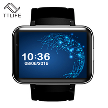 TTLIFE 1.3 Million Pixels Camera Smart Clock With Speaker Smart Watch WIFI GPS GSM Sleeping Monitor Smartwatches For Android