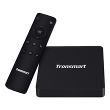 Оригинальное Tronsmart S96 TV Box Android 6.0 Amlogic S912 4 К Mini PC 2 г/16 г AC WI-FI Bluetooth 1000 м LAN Коди Android TV Box